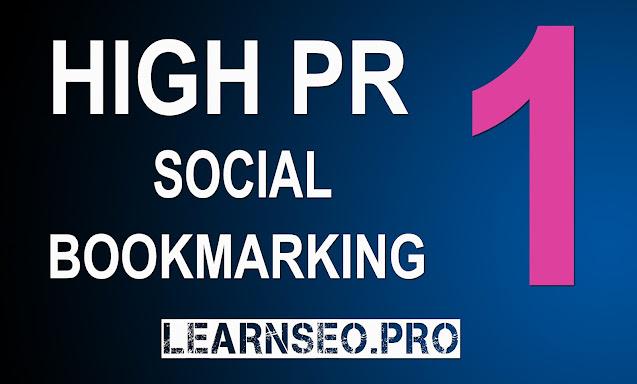 DA 10 Social Bookmarking Sites