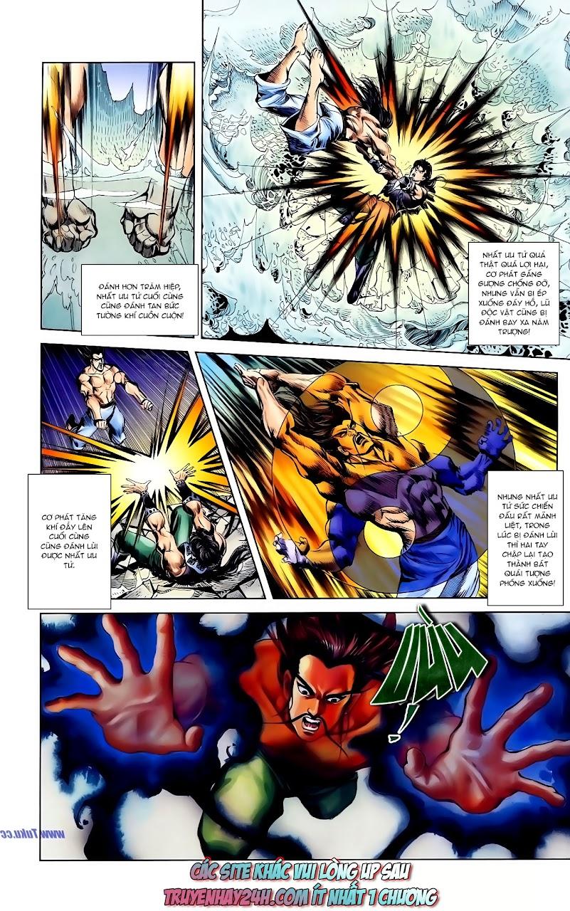 Cơ Phát Khai Chu Bản chapter 114 trang 30