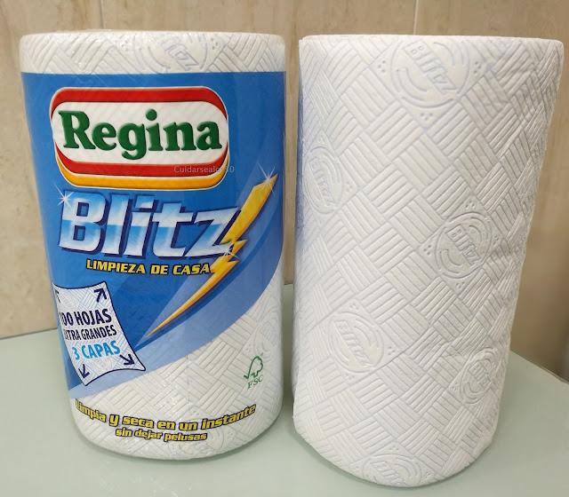 Rollo de papel Regina Blitz