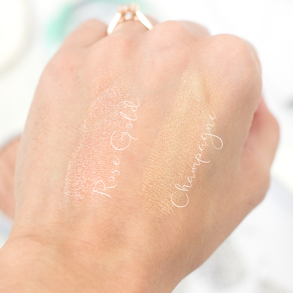 Physician's Formula Butter Highlighter Swatches
