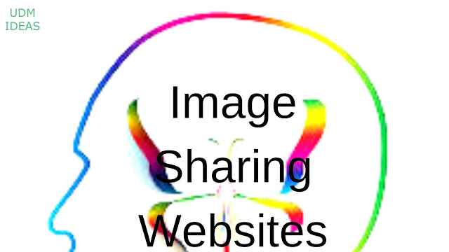 Image Sharing Websites UDMIDEAS