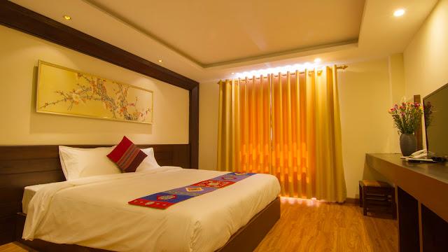Khách Sapa Freesia Hotel-ROOM