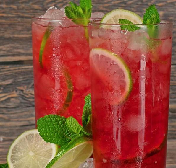 Long Beach Iced Tea #drink #summerdrink