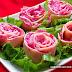 Salatne ružice