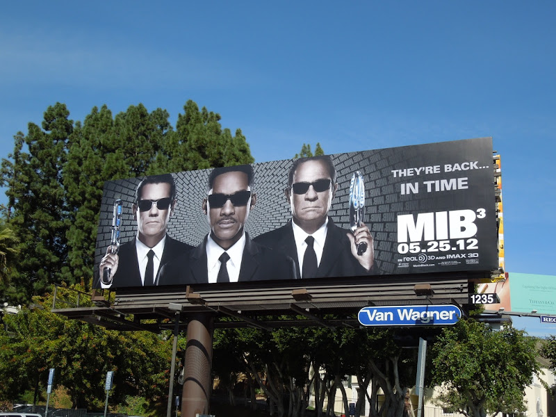 MIB3 billboard