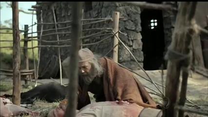 Série Milagres de Jesus primeira temporada, episódio O Endemoniado de Gerasa apresentada pela Record TV.