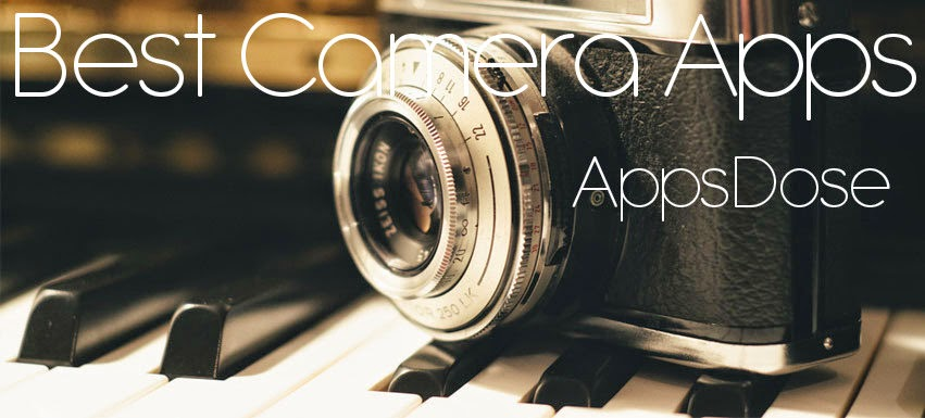 Best camera apps for iPhone AppsDose