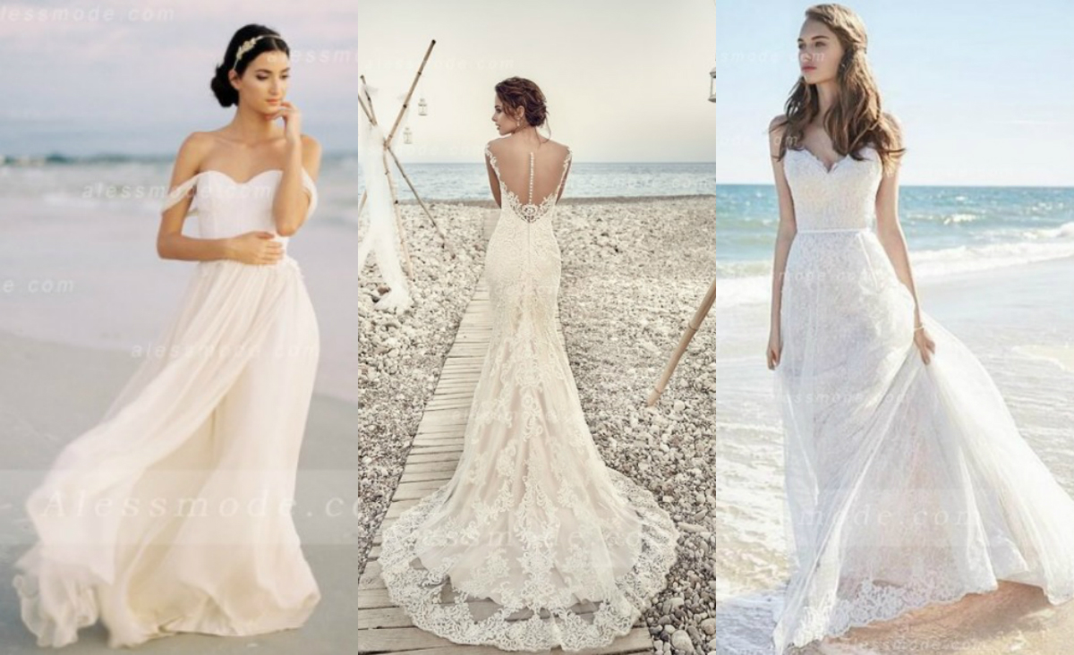 beach-wedding-dress