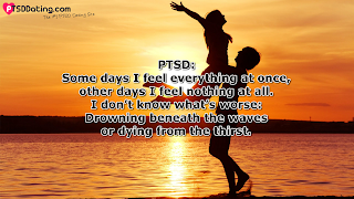 PTSD Quote Of The Day - 06/30/16