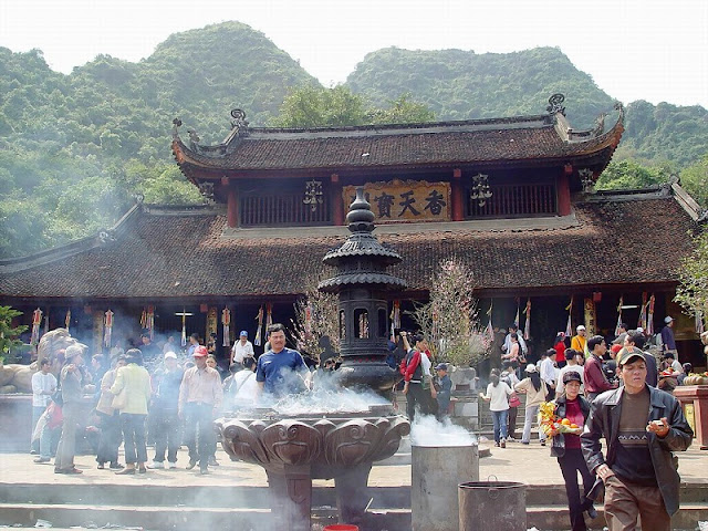 Top sacred places for spring pilgrimages in Northern Vietnam 1