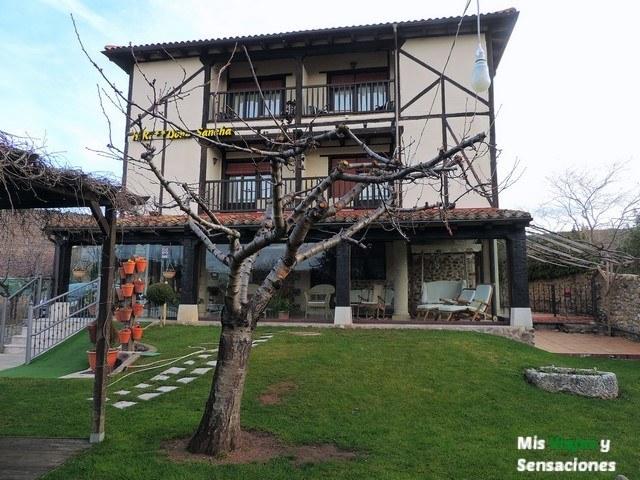 Hotel Doña Sancha en Covarrubias