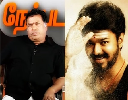 Vijay Mersal Movie vs Mayilsamy