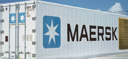"Shipping company ""Maersk Line"" now in Macedonia"
