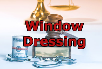 Definition and Example of Window Dressing | Vyas Infotech