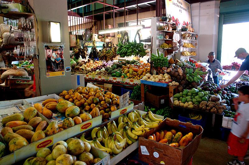 Aprende a hacer mercado... ¡evita los alimentos procesados!