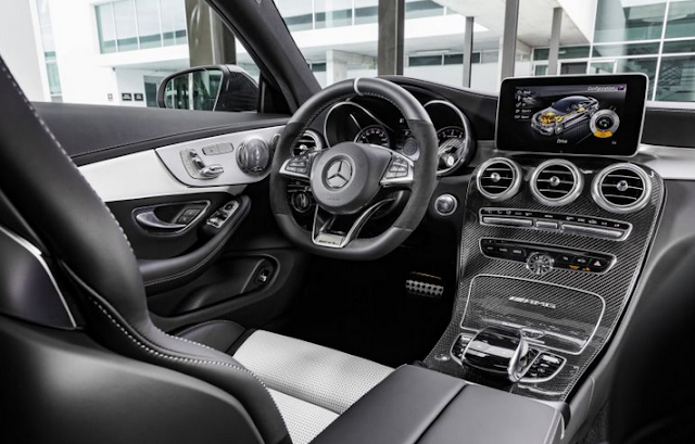 2017 Mercedes C63 AMG Horsepower Interior