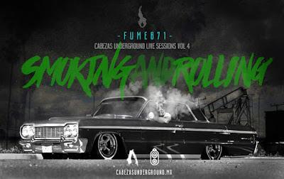 Fume871 - Smoking And Rolling (Single) [2016]