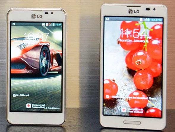 Optimus F5 dan F7, 2 Smartphone Dari LG