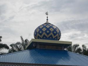 Jual Kubah Masjid Stainless Steel di Solo