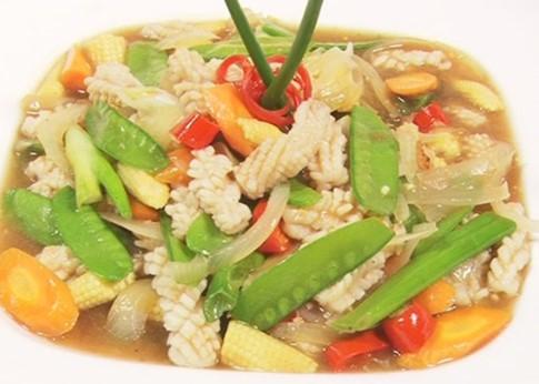 Resep Masakan Cah Jagung Seafood yang Lezat