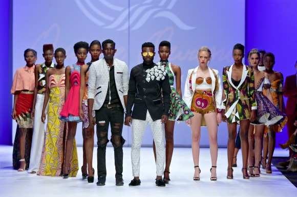 Quame Owusu emerges best designer at Durban Fashion Fair 2017
