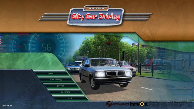 تحميل لعبة القيادة في المدينة للكمبيوتر والاندرويد برابط مباشر مجانا download city car driving