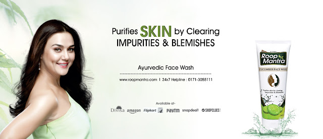 Roop Mantra Herbal Face Wash - Helps in to Reduce Acne