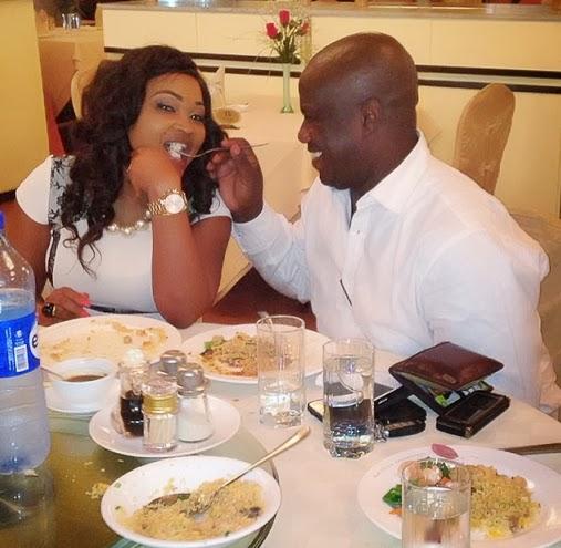 mercy aigbe husband