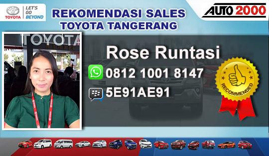 Rekomendasi Sales Toyota Alam Sutera Tangerang