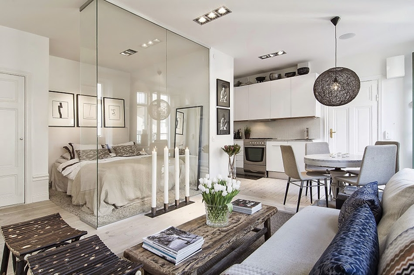 World of Architecture: Decorating Small Apartments: Life ...