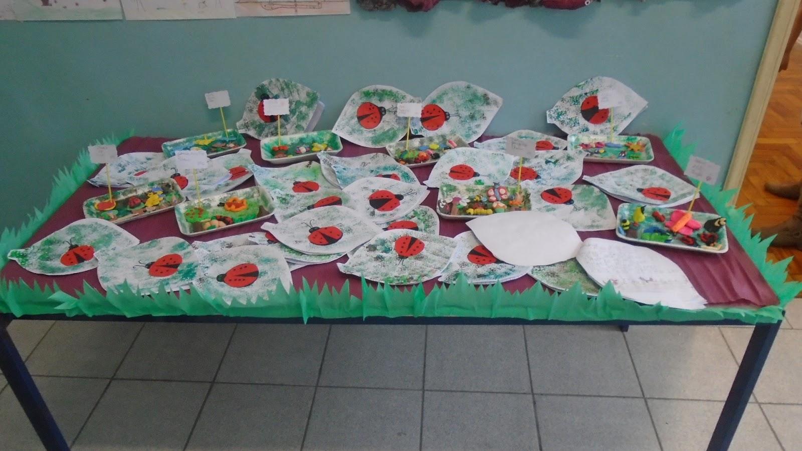 Muito Escola Andre Dreyfus: Projeto Animais de Jardim 3º ano C FF23