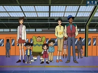 OVA 03 : Conan, Heiji, dan Bocah yang Hilang