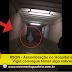 #SQN - Assombração no Hospital em Paulínia Vigia consegue filmar algo sobrenatural !!!