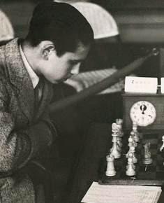 El ajedrecista Pedro María Zuazo, componente del equipo vencedor del torneo de rápidas