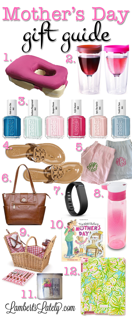 Mother's Day Gifts for the mom who has everything!