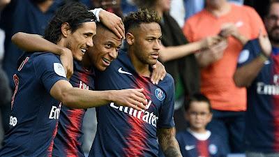 بث مباشر مباراة باريس سان جيرمان وأنجيه