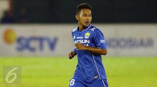 Pemain Muda Persib Bandung Gian Zola Diincar PSMS Medan