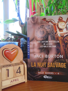 La nuit sauvage Jaci Burton