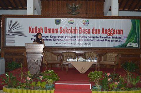 Dirjen PPMD Ingatkan Penggunaan Dana Desa; Tak Sekedar Rayakan Pembangunan Fisik