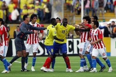 Prediksi Paraguay vs Ekuador