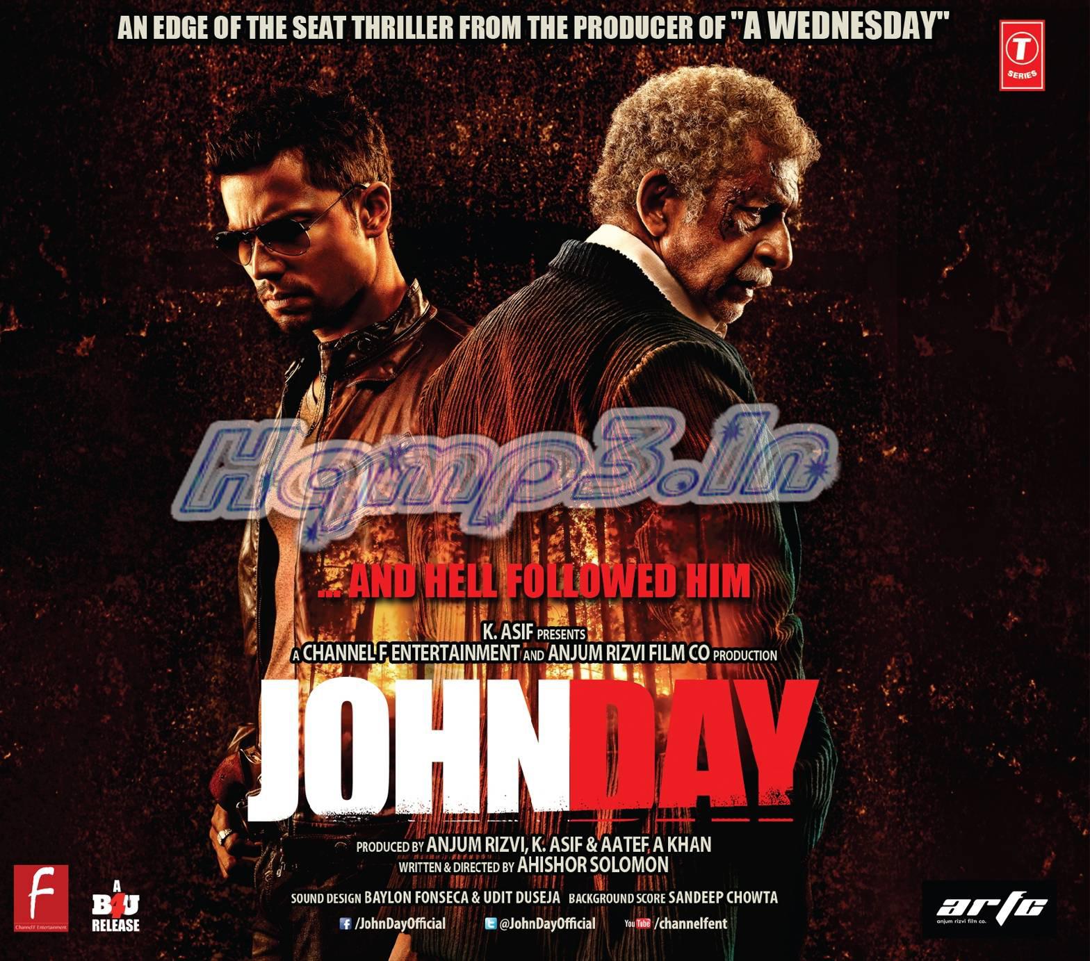 Songs Pk Download Sheh By Singaa: JOHN DAY Songs [2013] Hindi Mp3 Songs - Hqmp3.In