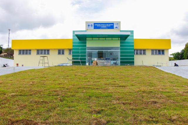 LOCAL: Inauguração de Nova UBS e ordens de licitação serão feitas em São Joaquim do Monte