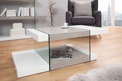 konferenční stolky Reaction, nábytek do obývacího pokoje, obývací nábytek