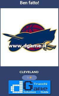 Soluzioni NBA Team Quiz livello 40