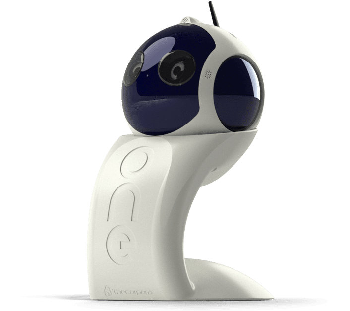 Qbo One Robot Looks to Impact the Classroom