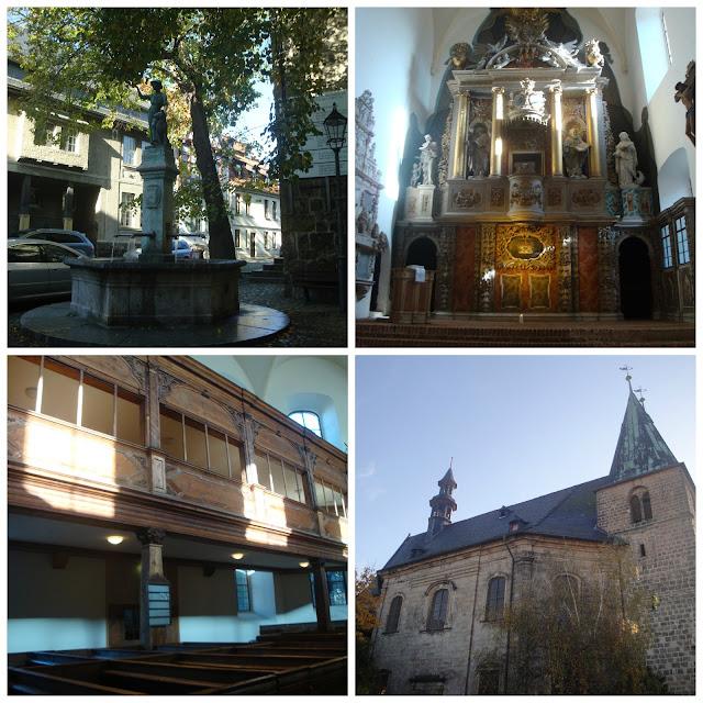 Blasiikirche, Quedlinburg, Alemanha