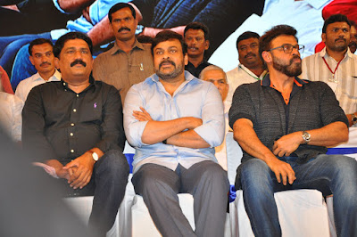 megastar Chiranjeevi at MB40 Years Celebrations photos