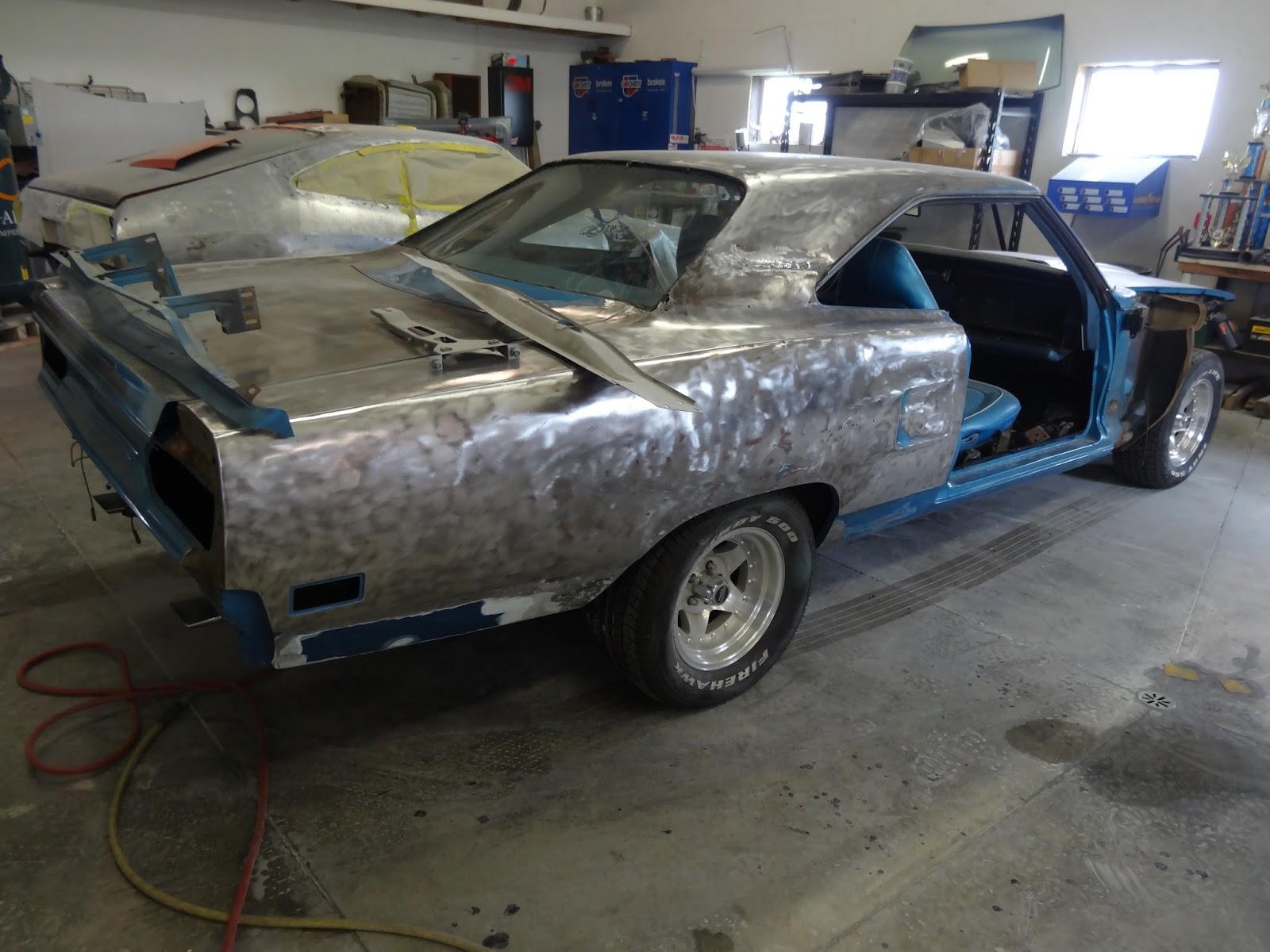 Driven restorations mopar metal repair 1970 road runner 1970roadrunner 1970 plymouth road runner freerunsca Images