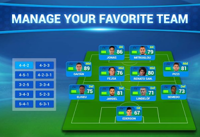 Download Online Soccer Manager v3.1.9.2 Android