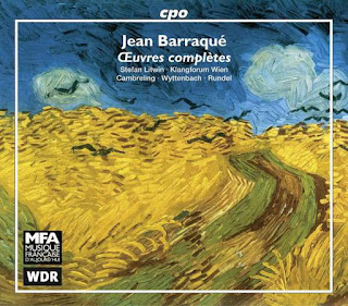 Jean Barraque, Complete Works
